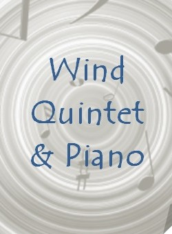Wind quintet & piano